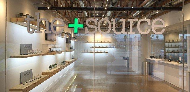 The Source Medical Marijuana opens on Jan. 30 in Las Vegas.