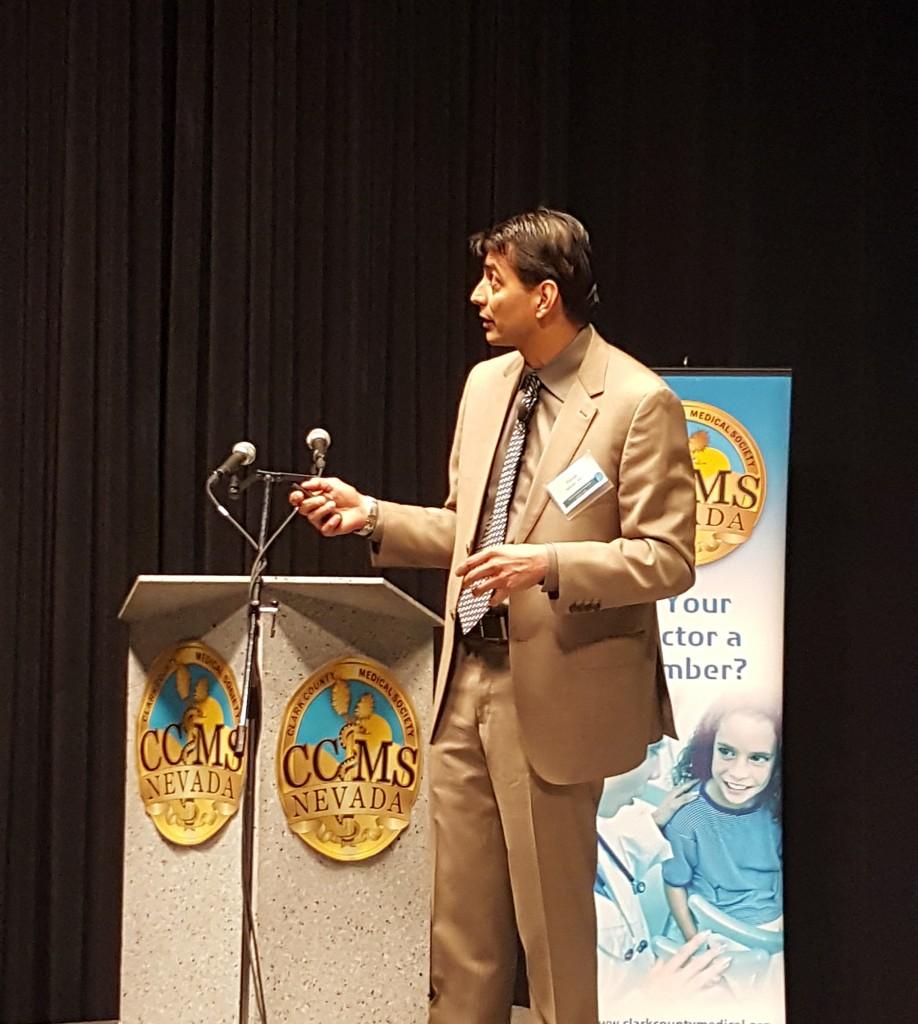 Dr. Pouya Mohajer, MD