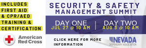 First Aid, Security and Safety Management Summit